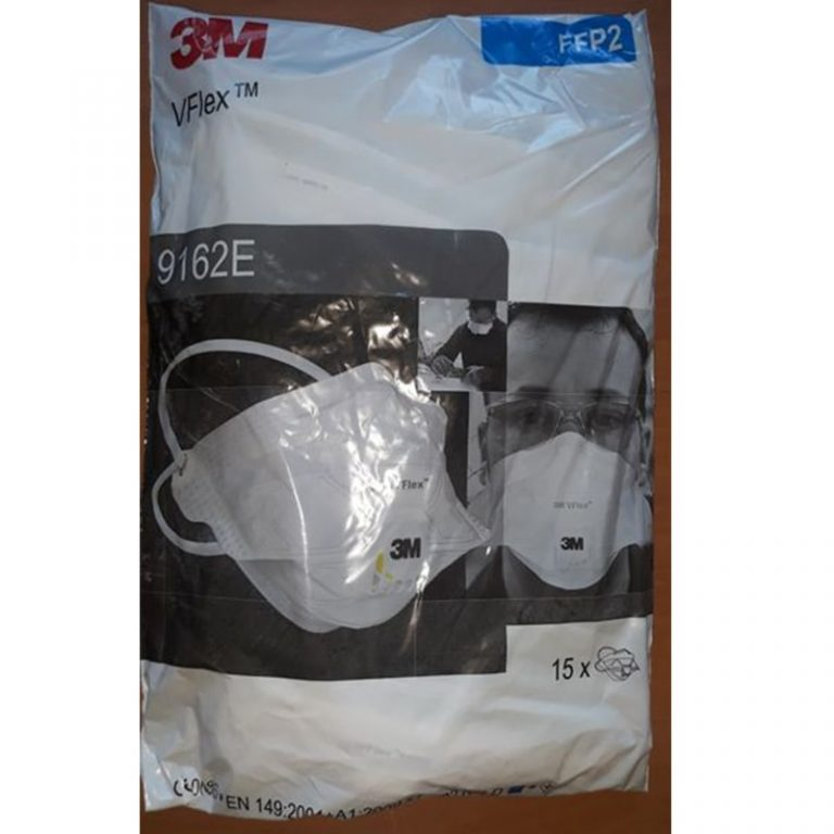 ماسک n95 3M VFlex (اورجینال – بسته 15 عددی) FFP1