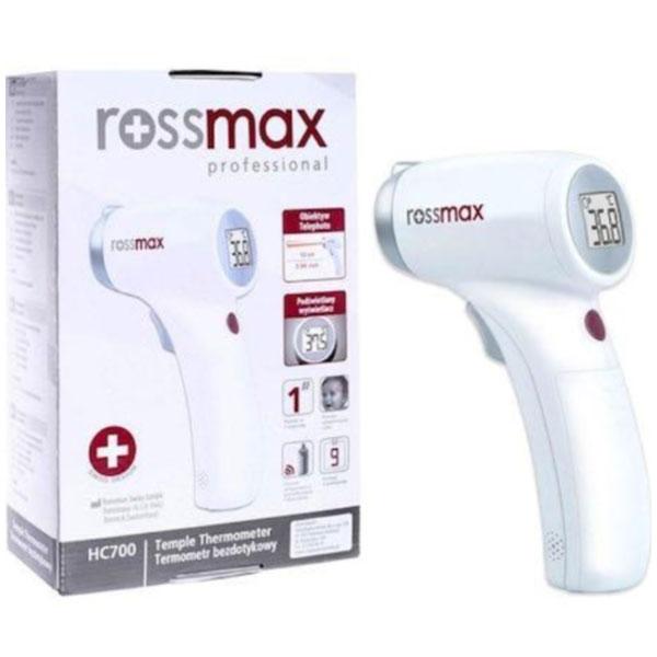 تب سنج دیجیتال سوئیسی rossmax HC700 با گارانتی 5 ساله